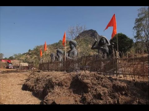 Slide Show Making of RAIGAD MAHOTSAV 2016