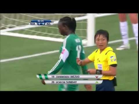 Nigeria 4-1 New Zealand FIFA U-20 Women's World Cup Highlights All Goals.mp4