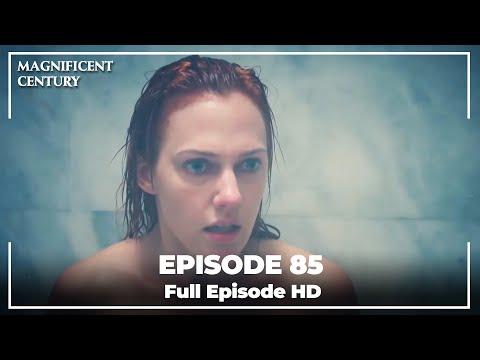 Magnificent Century Episode 85 | English Subtitle HD