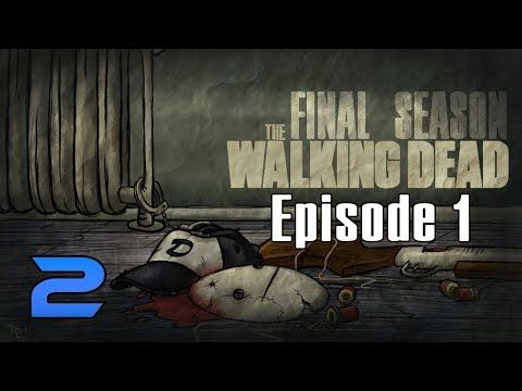 Cry Plays: The Walking Dead: The Final Season Ep1 P2
