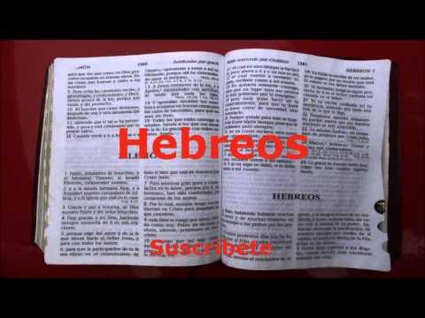 Hebreos (Completo Narrado)