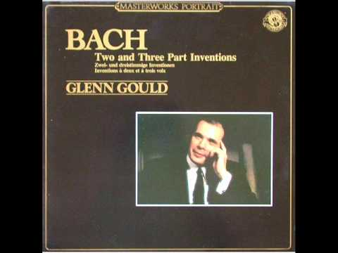 Bach / Gould - Two & Three Part Inventions