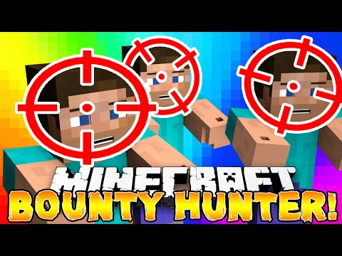 Minecraft - BOUNTY HUNTER MINI-GAME! #1 with Preston, Vikkstar & Woofless