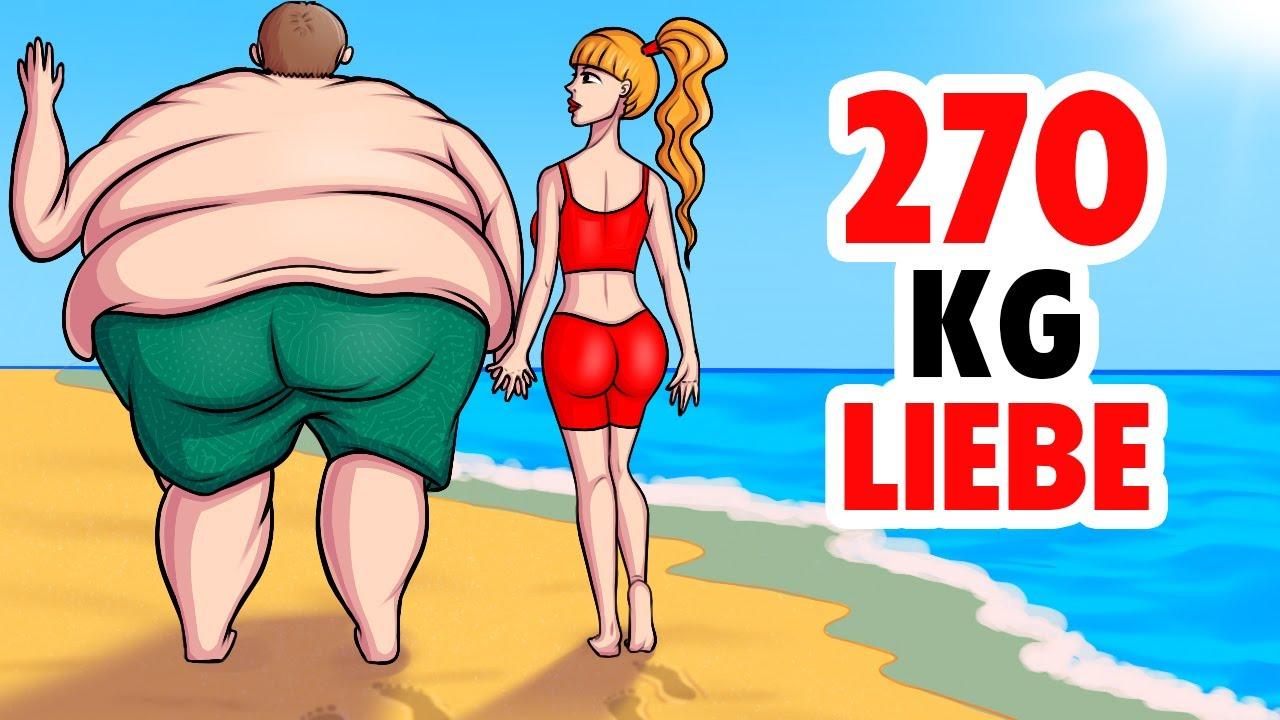 270 Kilo Monster Modelmädchen | Meine Animierte Geschichte