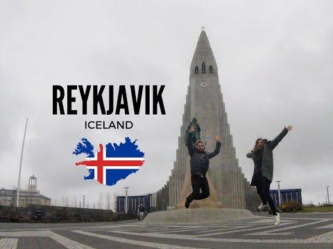 Πήγαμε στο Reykjavik!!! - ICELAND VLOG