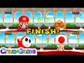 Mario Party 9 Step It Up #44 (Free for All Minigames)