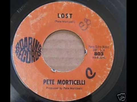 Pete Morticelli - Lost   moody garage psych pop  (67)