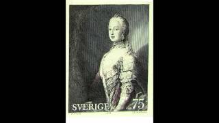 Rare stamps from Sweden