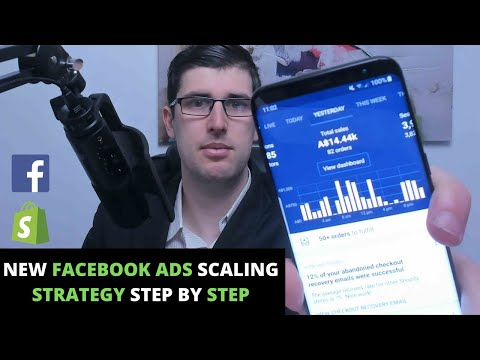 NEW $0-$1,000 Facebook Ads Scaling Strategy Step-by-Step 2019