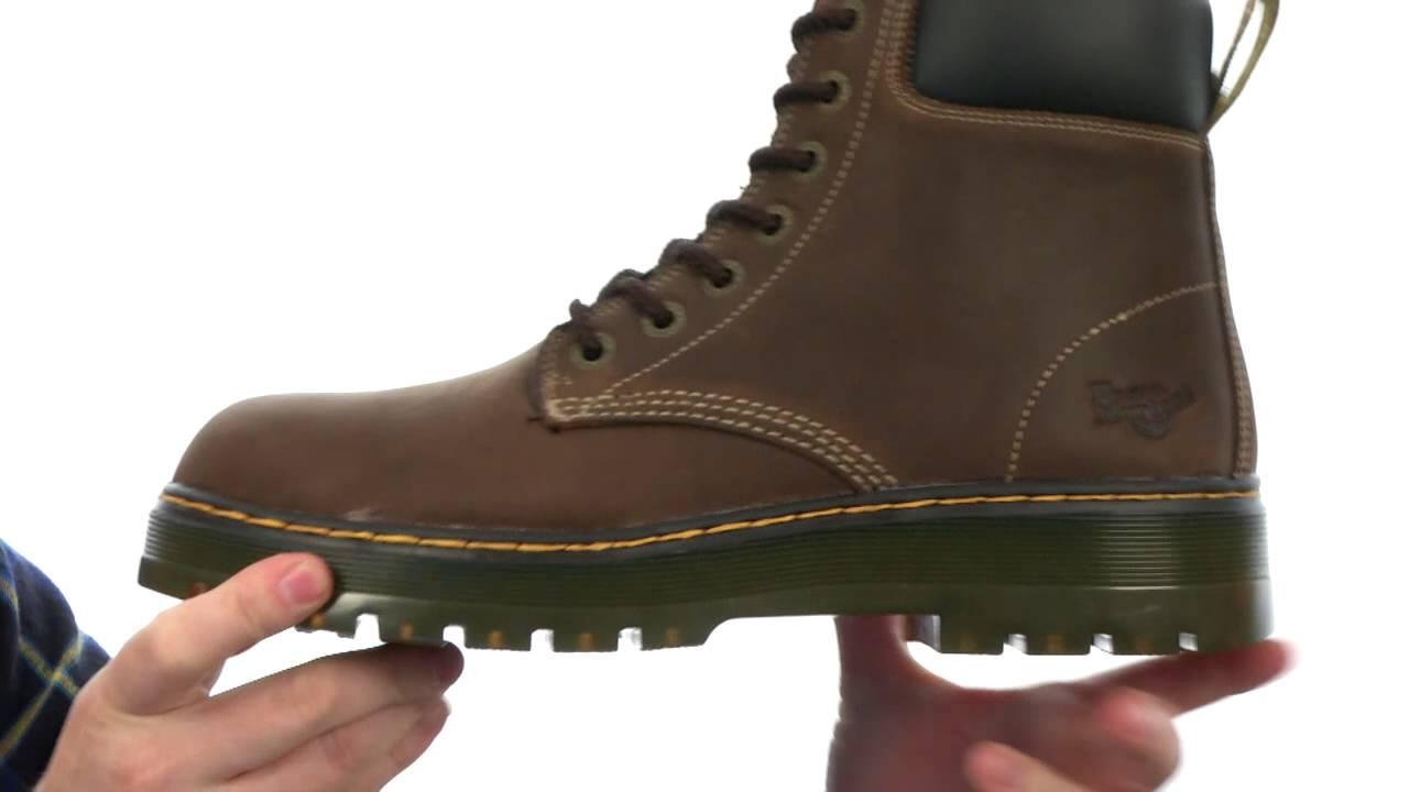 Dr. Martens Winch Service Waterproof 7-Eye Boot XYKLDwJn4