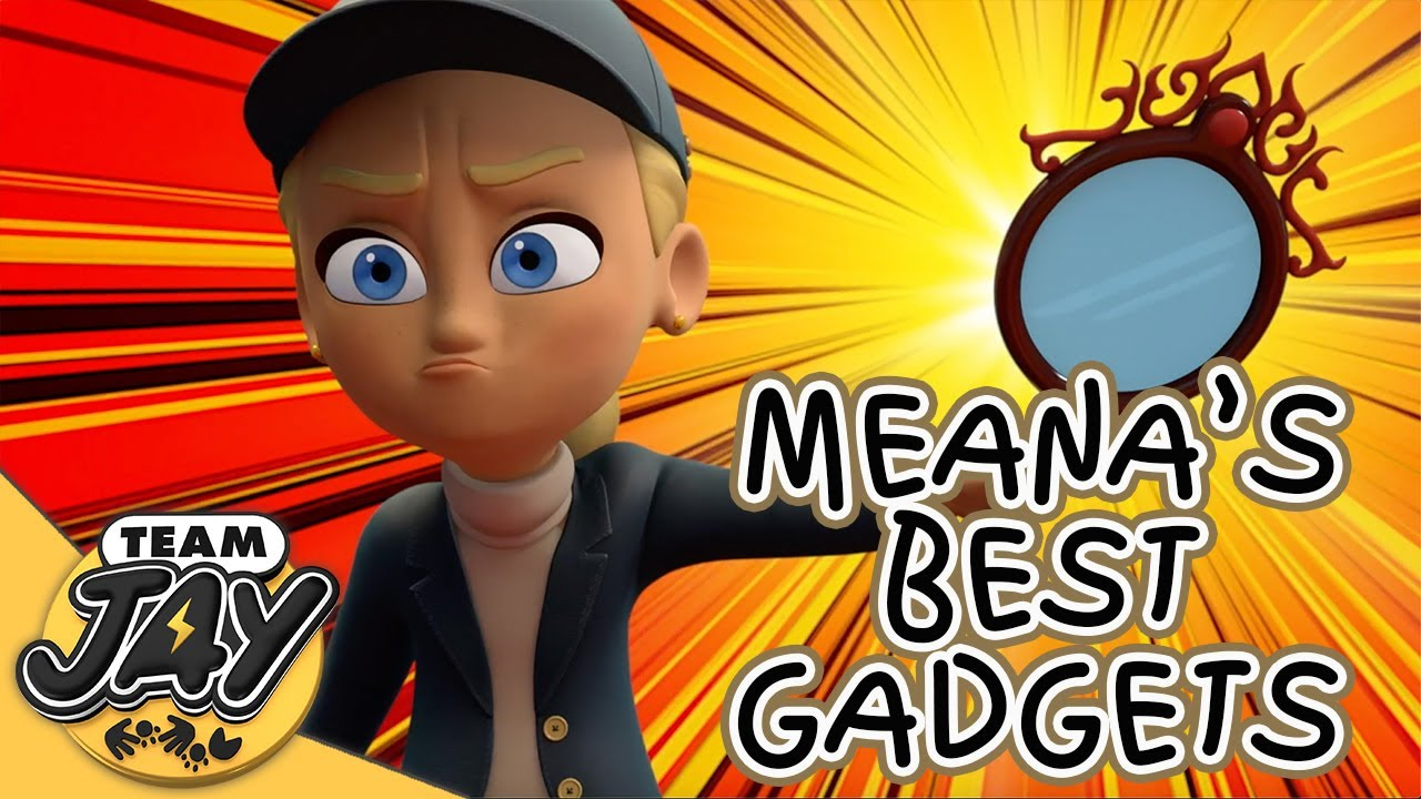 Team Jay - Meana's Best Gadgets! | Series One | Compilation