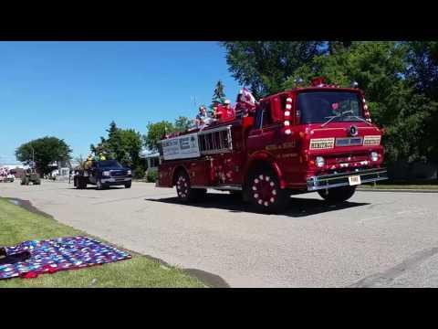 150th Canada Day Parade - Watrous, Saskatchewan
