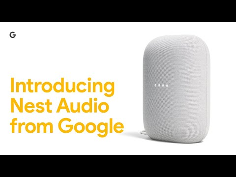 Introducing Nest Audio from Google