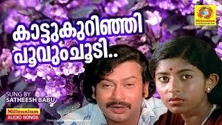 Kaattukurinjipoovumchoodi | Radha Enna Pennkutti |  Movie Songs | Evergreen Hits | Satheesh Babu |