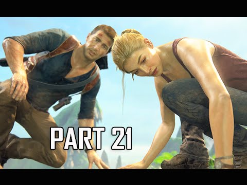 Uncharted 4 A Thief's End Walkthrough Part 21 - The Good Wife (Let's Play Commentary)