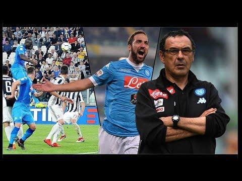 Napoli 2015 - 2018 • Le partite più belle dell'era Sarri
