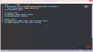 Создание сайта на HTML5 и CSS3. Урок 13