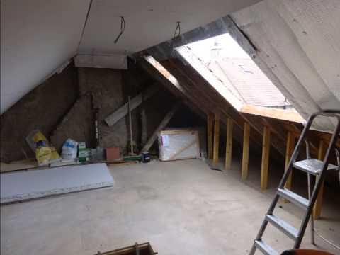Edinburgh & Fife attic conversions, home office loft conversion
