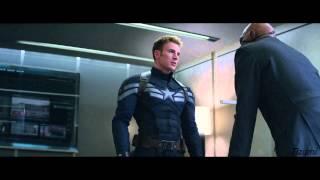 Captain America 2 || Winter Crack