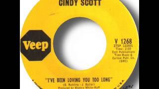 Cindy Scott   I