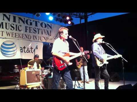 Bobby Bare - Drop Kick Me Jesus - Pennington Festival Princeton KY 6.02.12