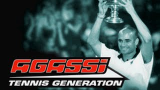 Random GBA Game of the Day: Agassi Tennis Generation