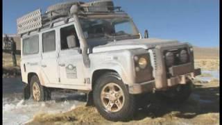 Land Rover Experience Tour: Auf Abenteuer-Tour durch Südamerika