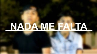 NADA ME FALTA - PEEWEE EMECE FT. FRANK MENDOZA ( VIDEO OFICIAL)