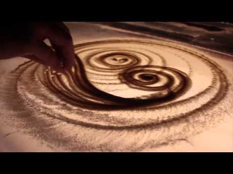 Sand Art - Techniques