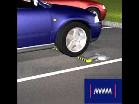 Parking Space Protector, Car Space Protector - Omnitec Security Systems LLC