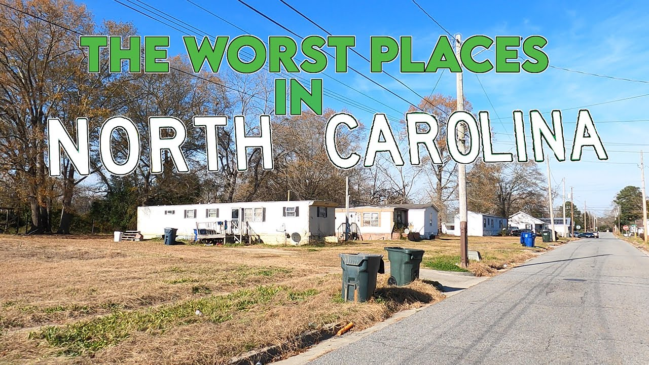 Download 10 Places in NORTH CAROLINA You Should NEVER Move To