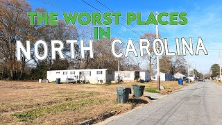 10 Places in NORTH CAROLINA You Should NEVER Move To