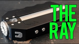 The RAY ~ Regulated mod or mech mod