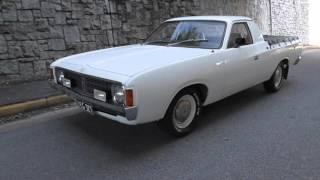 1975 chrysler valiant utility for sale at motorcar studio