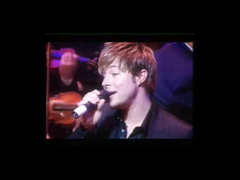 Duncan James - Somewhere over the Rainbow LIVE!