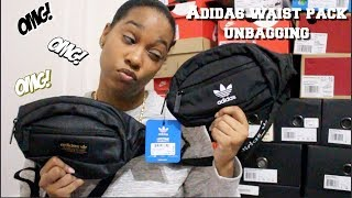 Two Adidas Waist Pack Unbaggings