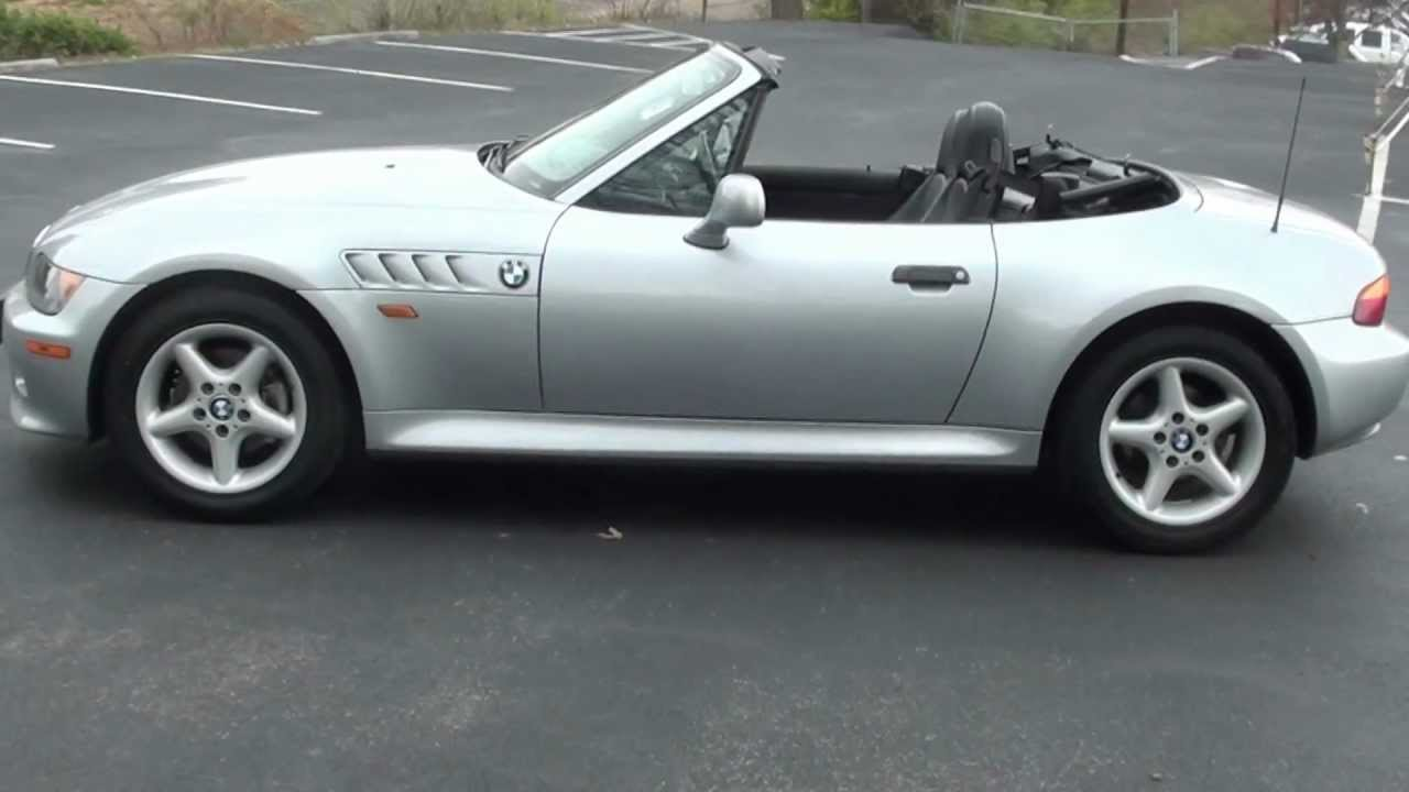 For Sale 1997 Bmw Z3 97k Miles Stk P6097 Www Lcford Com Youtube