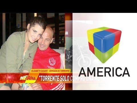 El papá de Florencia Torrente, sospechado por presunta estafa