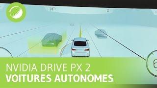 Nvidia Drive PX 2 : Pascal et la voiture autonome