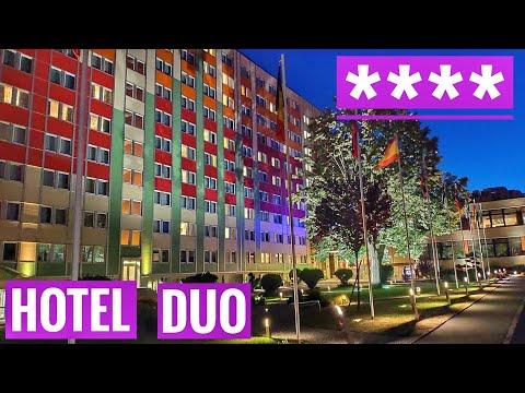 Hotel DUO Prague **** Tour, Rooms [UltraHD 4K 60FPS]