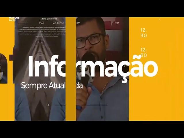 Programa Meio dia e meia LIVE com Edileide Castro, Psicanalista e Roberto da Duas Rodas em SAJ