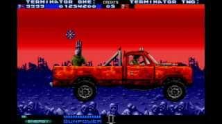 T2: The Arcade Game (Genesis) - Playthrough [1/3]