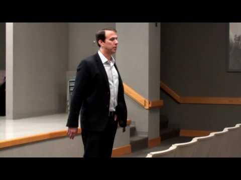 Lt. Col. (Ret) Jason Amerine Reflects on his Military Career