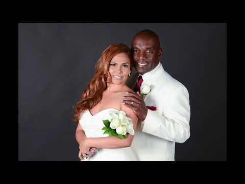 Colombian Bride and American Groom - Richard and Monica