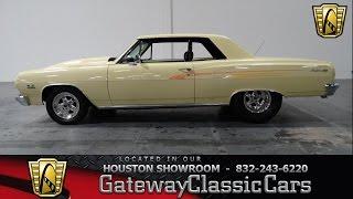 1965 Chevrolet Malibu SS Houston Texas