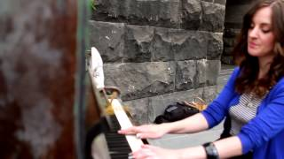 """Keys"" (Original) by Gillian Cosgriff - Street Pianos Melbourne 2014"