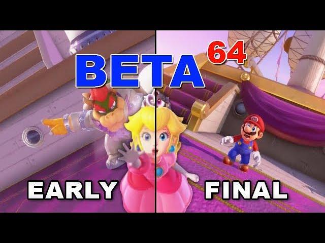 Beta64 - Super Mario Odyssey