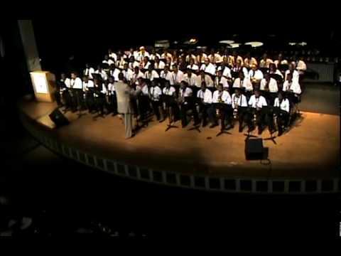2008 FAMU Summer Band Camp Sax Choir (Cartoon Medley)