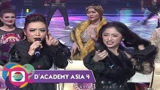 Panggung DA Asia Diguncang Dewi Perssik dan Soimah! Dari Pusing, Lagu Sexy Hingga Basah Basah!!!