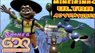 Miner Ultra Adventure by Konasumi in 09:04 - SGDQ2018 screenshot 3